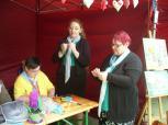 Środowiskowy Dom Samopomocy w Witnicy na Lubuskich Targach Aktywności Społecznej 2014
