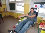 Akcja krwiodawstwa w Koperniku 07-12-2013 r.