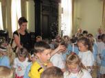 Przedszkolaki i słuchacze UTW