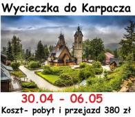 Chcesz pojechać do Karpacza?